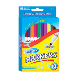 Washable Markers Fine Line 10ct.