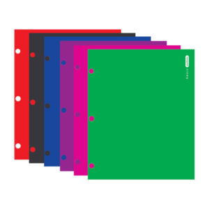 Laminated Assort. Color Portfolio