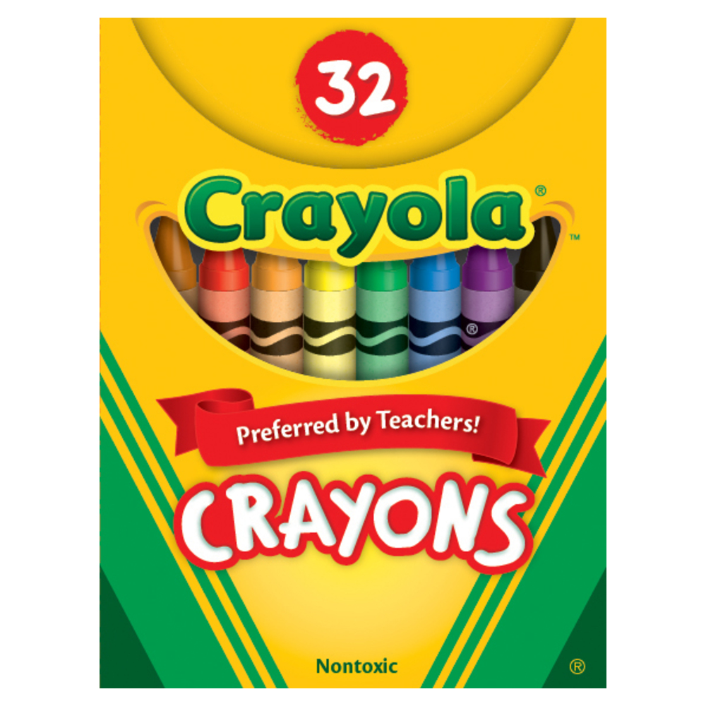 Crayola Crayons Tuck Box - Kids First