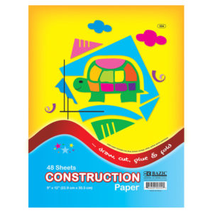 Construction Paper 48ct.