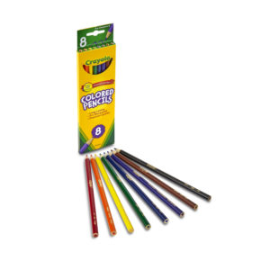 Colored Pencils 8ct