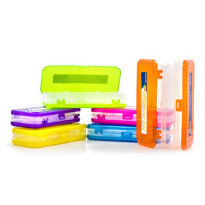 Two Sided Pencil Box