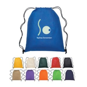 Draw String Backpack Non-Woven